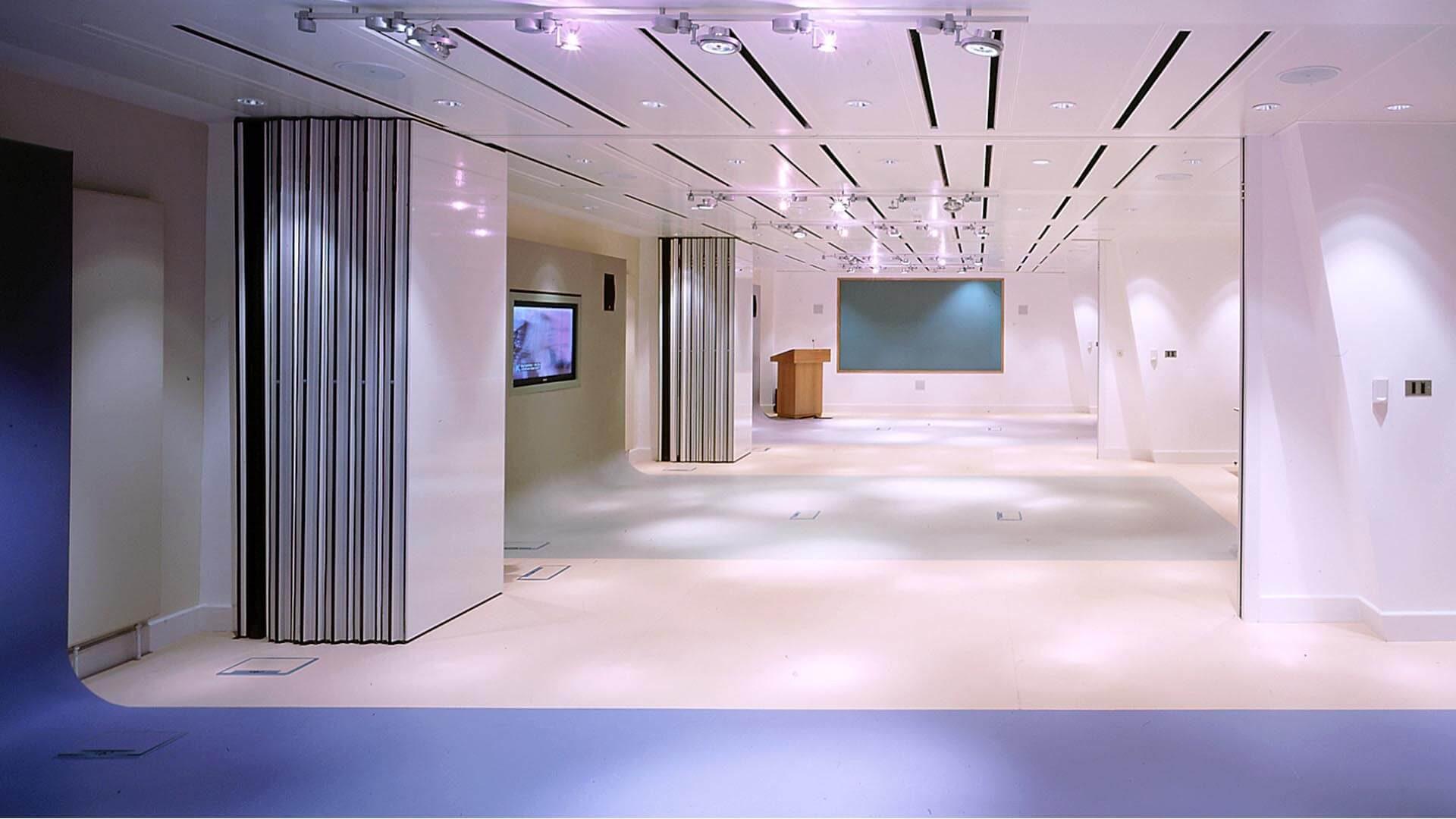 J Walter Thompson interior space