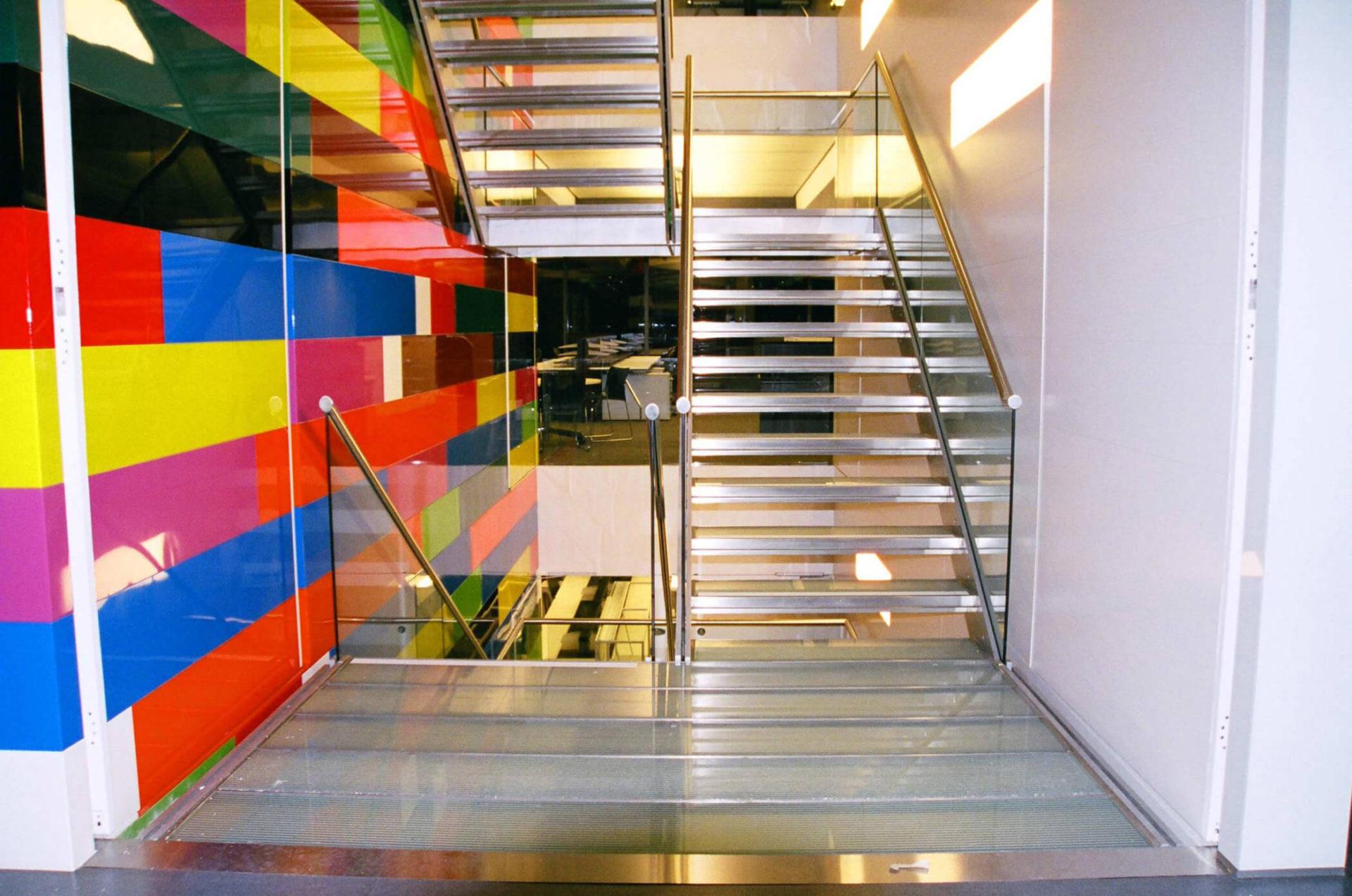 Stair Artwork
