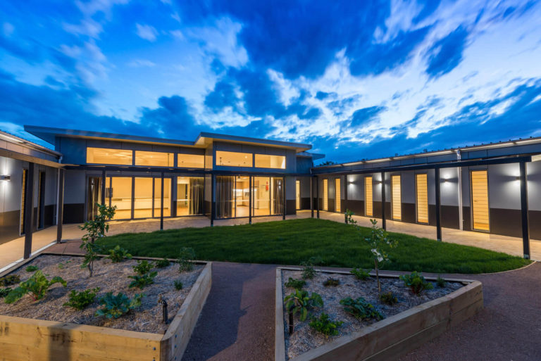 Dobsonei Commercial Building Community Transitional House Mittagong