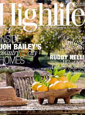 Highlife Magazine: Building the Dream